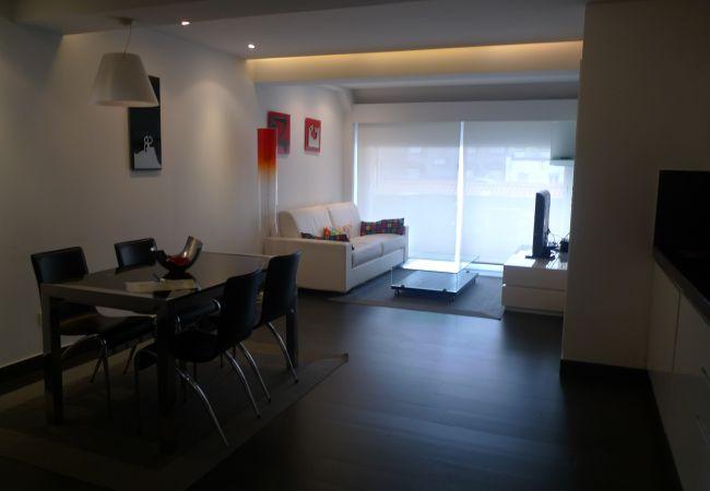 Apartamento en San Sebastián - Z Kursaal in Apartamentos Okendo
