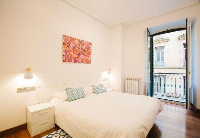Apartamento en San Sebastián - 4 Bella Easo B San Marcial 28