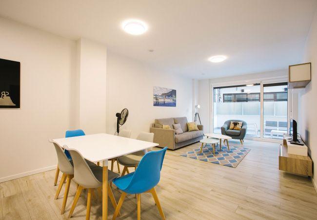 Apartamento en San Sebastián - Gloria Suites 3 - 2 dormitorios