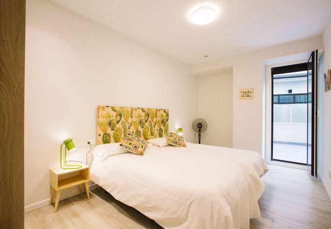 Apartamento en San Sebastián - I VIVIENDAS GLORIA - 2 DORMITORIOS