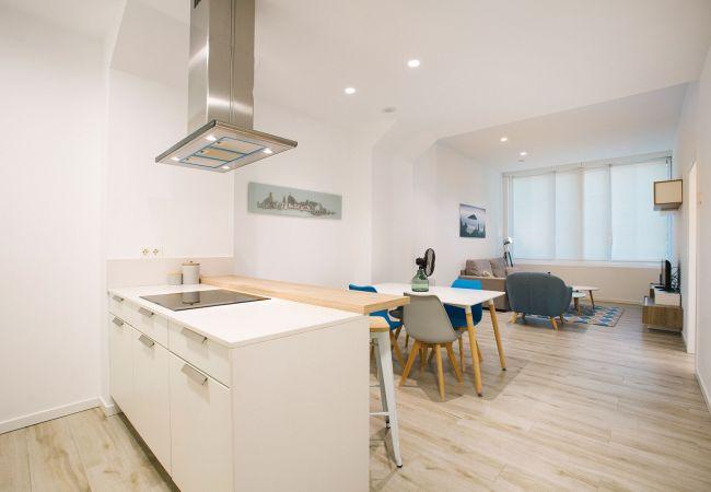 Apartamento en San Sebastián - N GLORIA 3-5 UN DORMITORIO