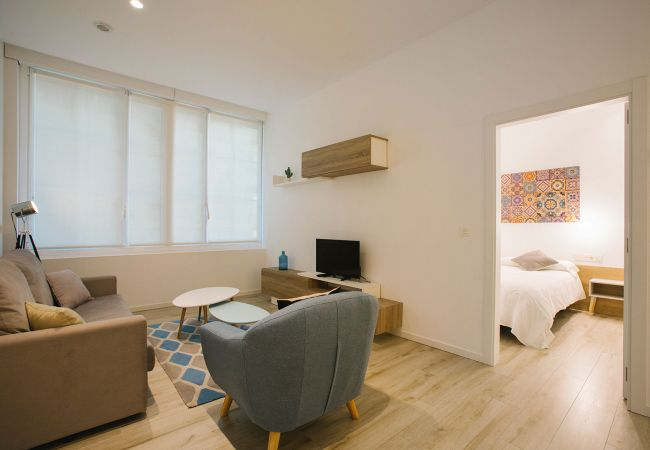 Apartamento en San Sebastián - J Gloria Suites 3 1C 1 bedroom street facing